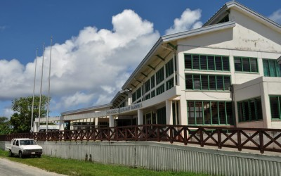 Princess Margaret Hospital, Tuvalu's main hospital