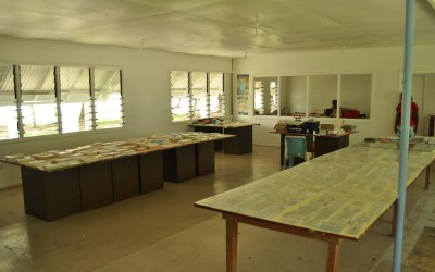 Inside the Tuvaluan Philatelic Bureau - here's where all the stamps come from