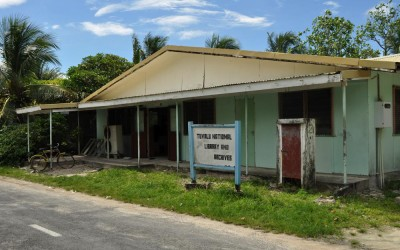 Tuvalu National Library and Archives, Funafuti Atoll