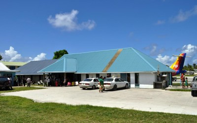Funafuti International Airport terminal