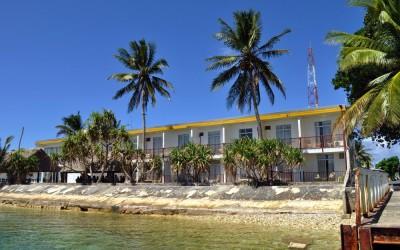 Vaiaku Lagi Hotel, Funafuti Atoll