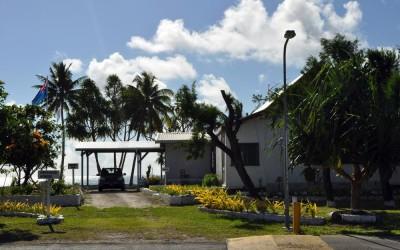 Governor-General's residence, Funafuti Atoll, Tuvalu