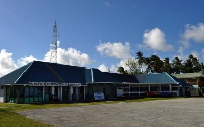 Funafuti International Airport terminal, Tuvalu