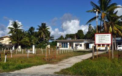 Tuvalu Meteorological Service, Funafuti Atoll