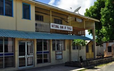 National Bank of Tuvalu, Funafuti Atoll, Tuvalu