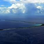 Departing Tuvalu